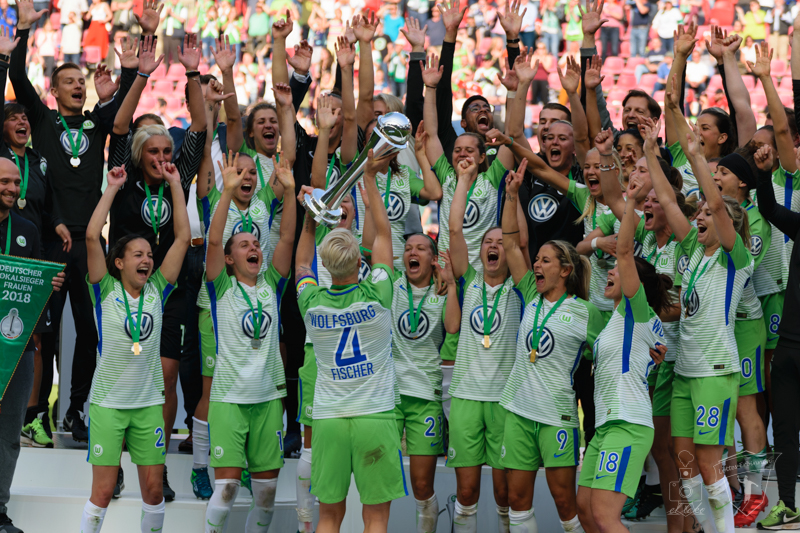 Pokalsieger 2018, VfL Wolfsburg